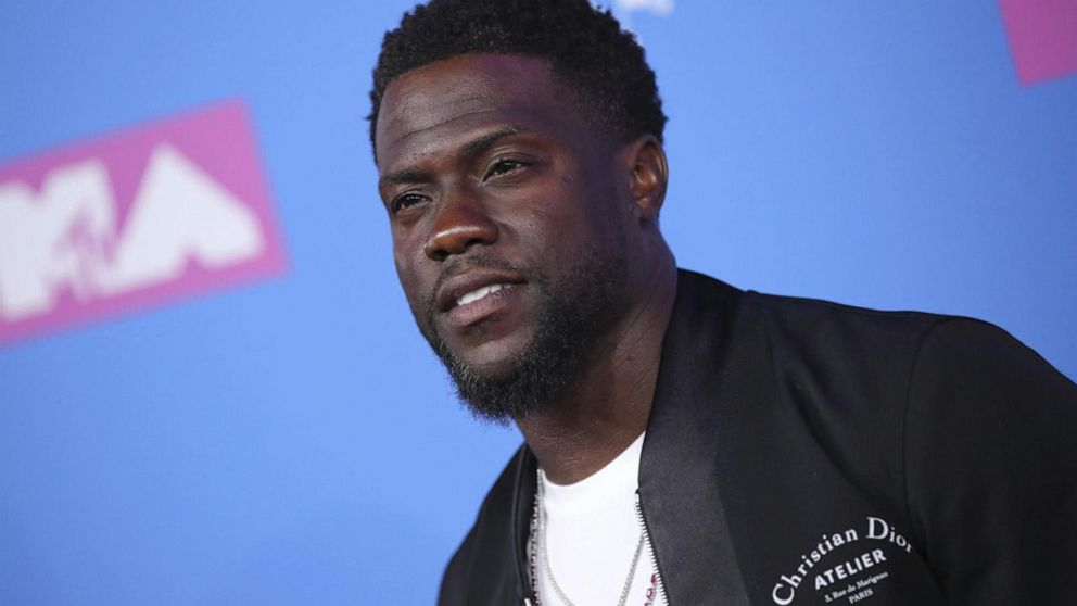 WATCH: 911 calls released from Kevin Hart's car crash