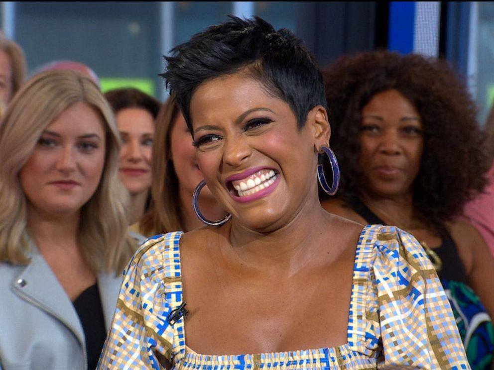 VIDEO: Tamron Hall discusses her new talk show on GMA