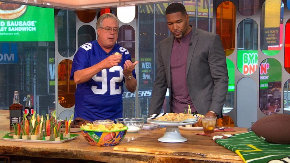 How to throw the ultimate football tailgating party
