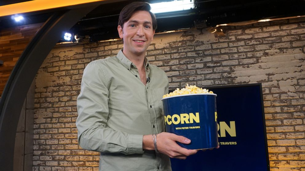 'Succession' star Nicholas Braun on his hit comedy-drama series