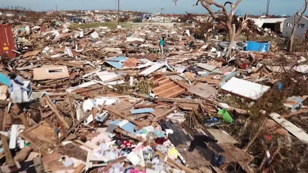 UHR: Die Bahamas Gesicht massiven Verwüstung, wie die Zahl der Todesopfer steigt auf 43 übernachtung
