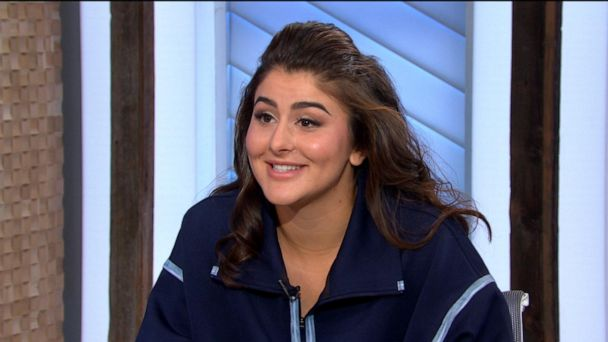 US Open champ Bianca Andreescu on her big win