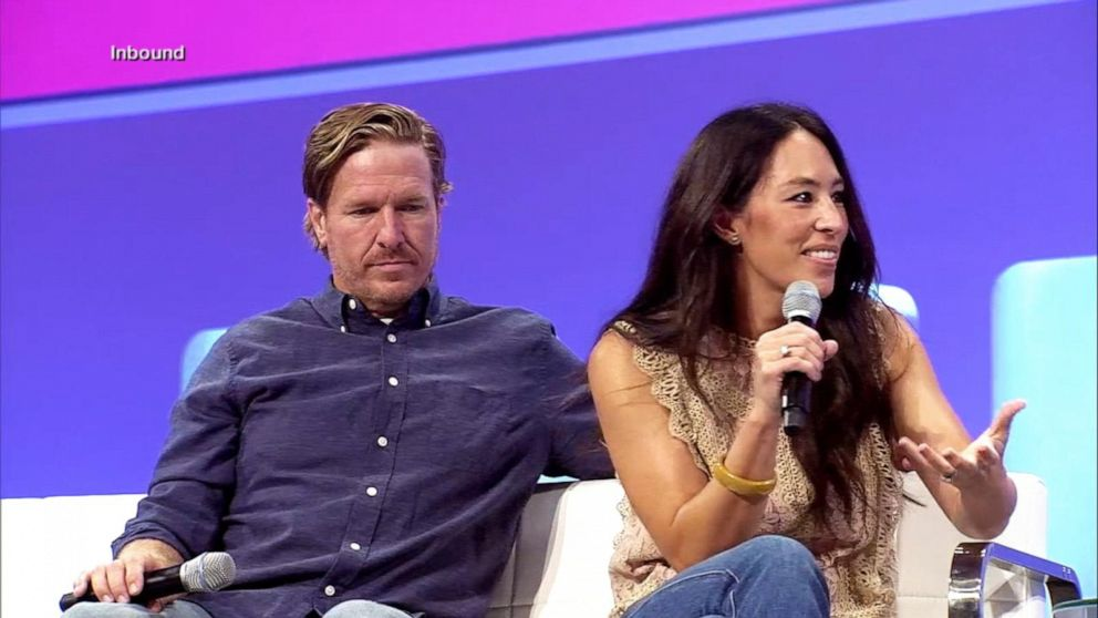 Chip and Joanna Gaines reveal struggle of working together as a couple