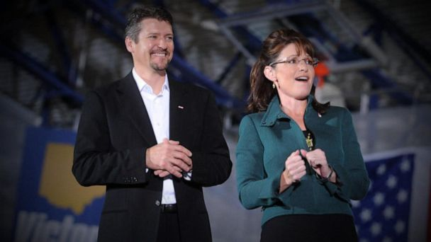 Sarah Palin's husband of 31 years files for divorce
