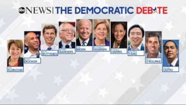 What to watch for in ABC News' Democratic debate