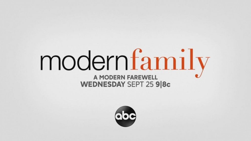 Cast of 'Modern Family' celebrates farewell season
