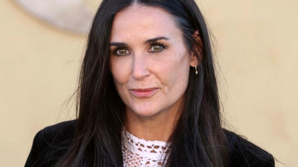 Demi Moore gets candid in new interview | GMA