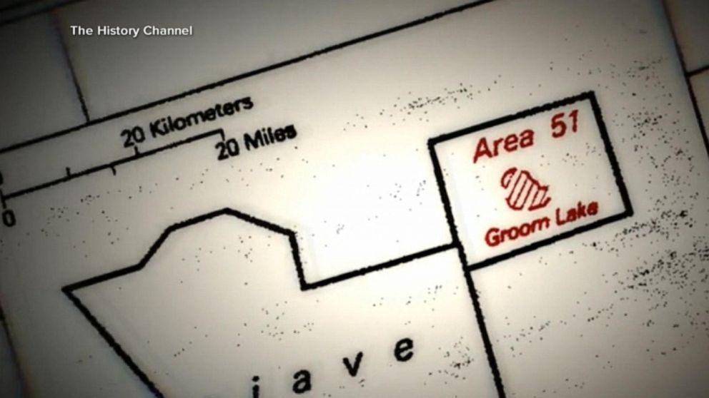 2 arrested on trespassing charges for trying to break into Area 51