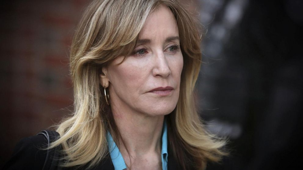 Felicity Huffman's sentence a sign in 'Varsity Blues' scandal?