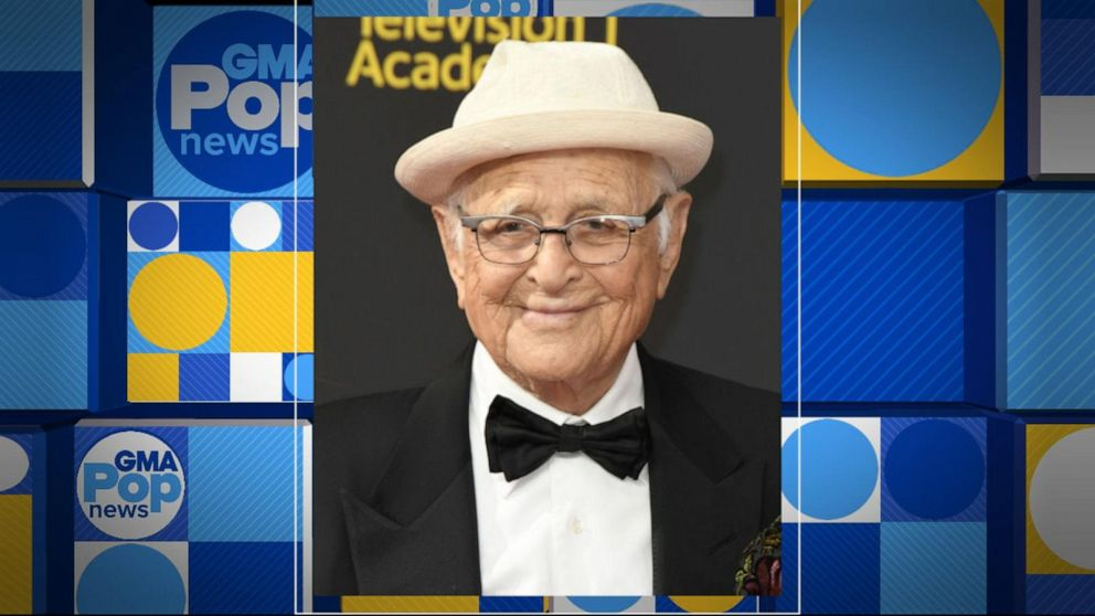 Norman Lear becomes oldest person to win a Creative Arts Emmy Award at 97