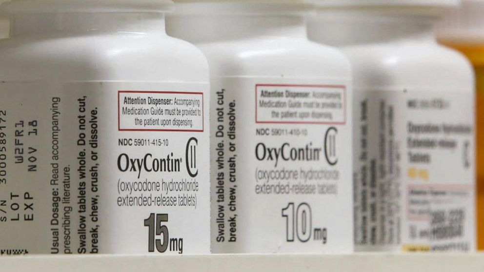Purdue Pharma files for bankruptcy as part of opioid crisis lawsuits