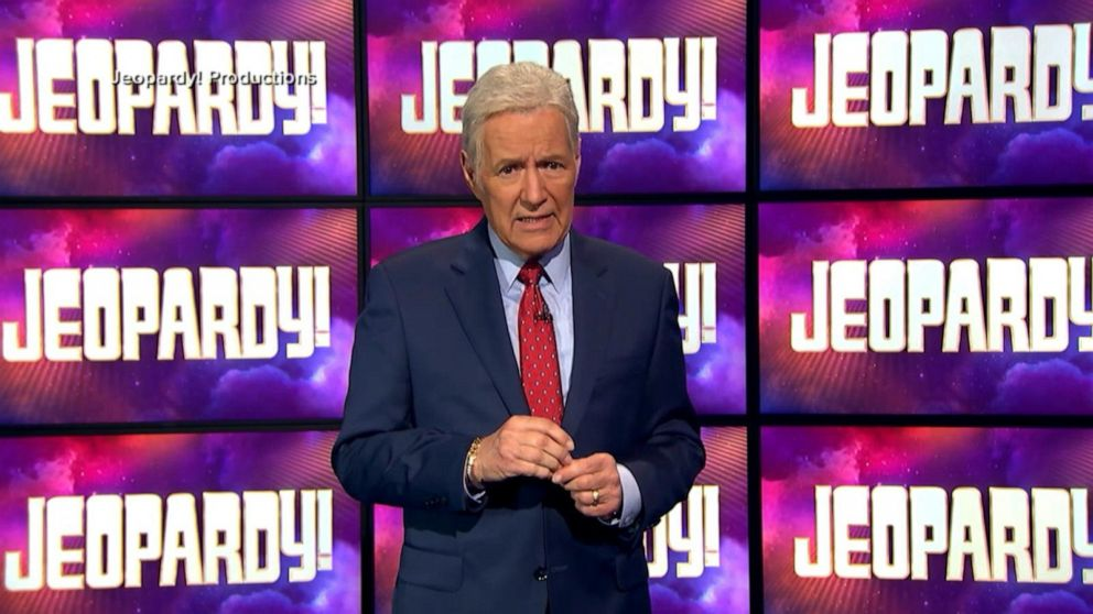 How 'Jeopardy!' is a beloved constant in Alex Trebek's life amid cancer setback