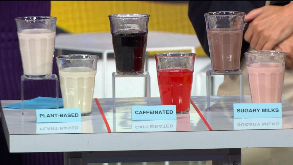 Major new beverage guidelines for kids 5 and under: What parents should know
