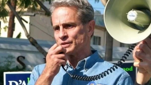 Dem donor Ed Buck charged with operating drug house