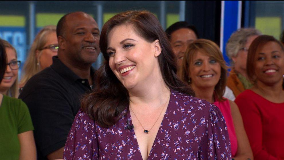 Actress Allison Tolman talks new ABC series 'Emergence' Video - ABC News