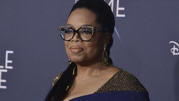 After her pneumonia scare, Oprah is urging others to get vaccinated