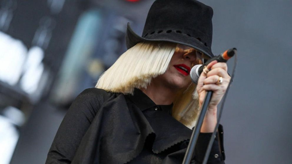 Superstar Sia reveals she suffers from chronic pain