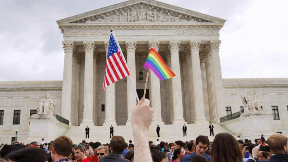 Supreme Court takes on cases on gay rights, discrimination