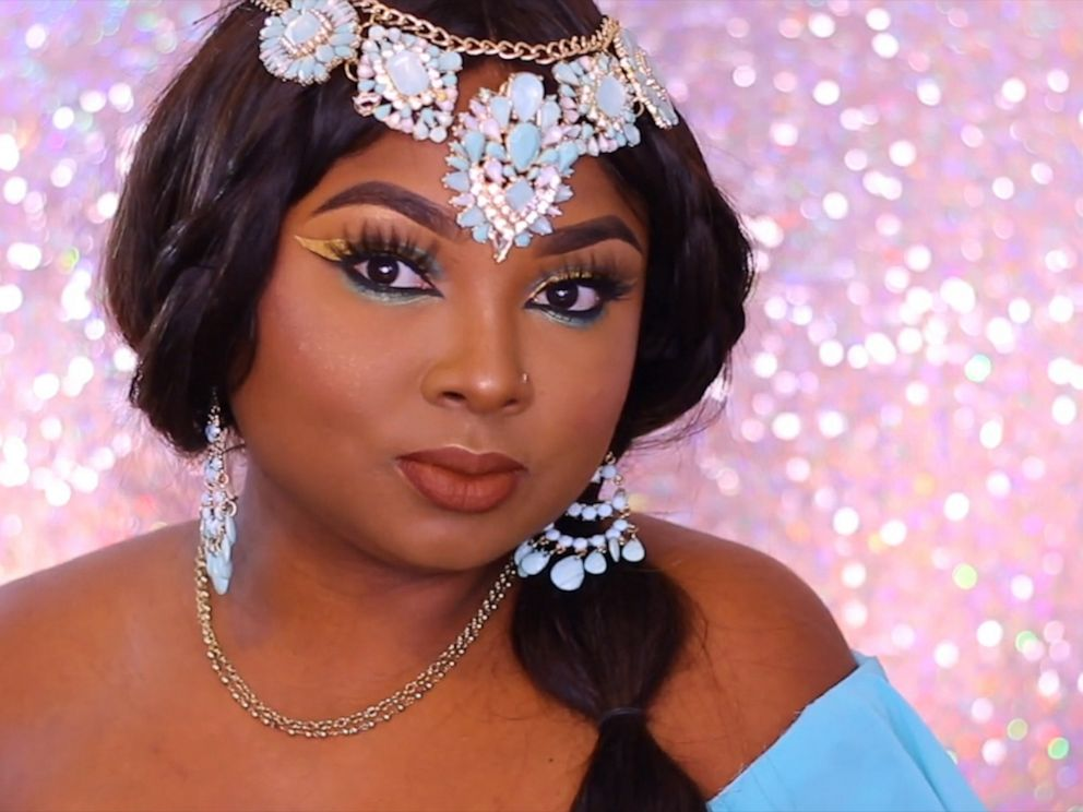 Mythical Mermaid Makeup Is Pure Magic How To Get The Look Abc News