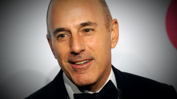 Matt Lauer accused of rape by former producer
