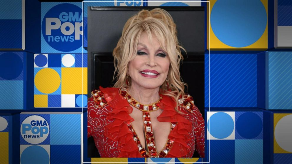 This is who Dolly Parton would want to play her in a movie