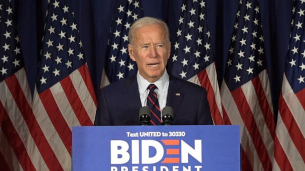 Biden calls for impeachment of President Trump
