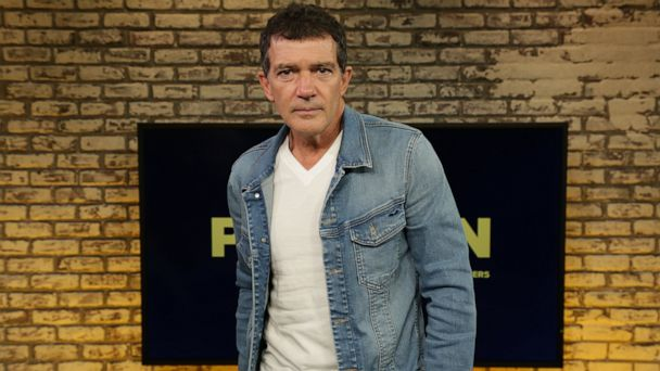 'Pain and Glory' star Antonio Banderas on stepping out of his comfort zone