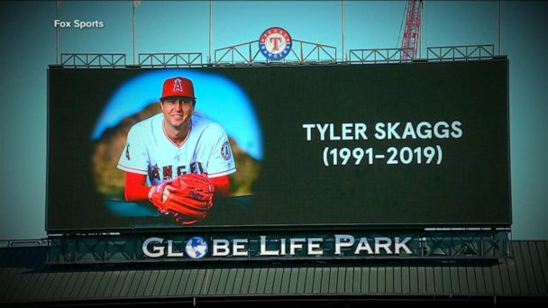 Los Angeles Angels deny knowledge of dead pitcher's drug use