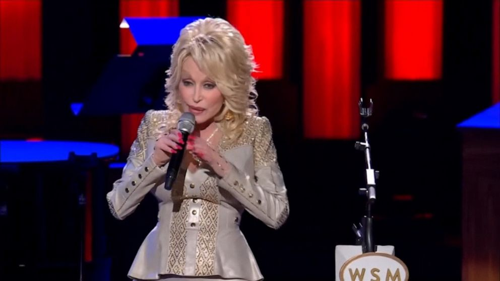 'Maybe I'll be around another 50 years, who knows?': Dolly Parton celebrates half a century on the Opry