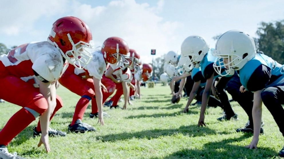 New study shows student athletes more likely to get concussions during games than practices