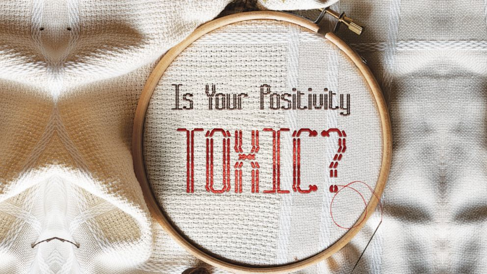 Is your positivity toxic? How being positive may be harmful when helping others