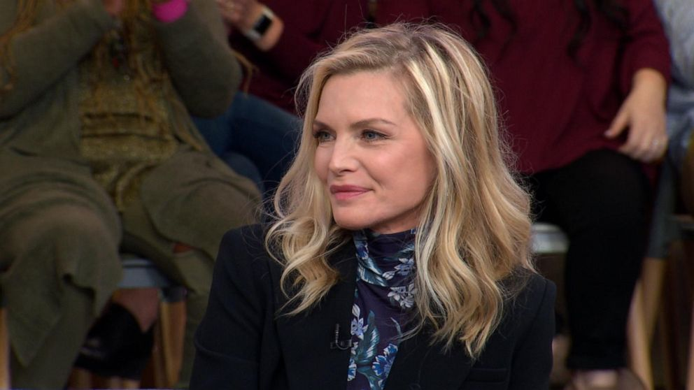 'Maleficent: Mistress of Evil' star Michelle Pfeiffer spills secrets on her new role