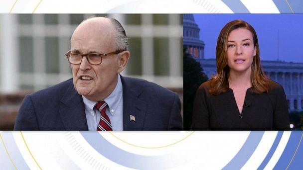 Giuliani, Pence defy Congressional subpoenas