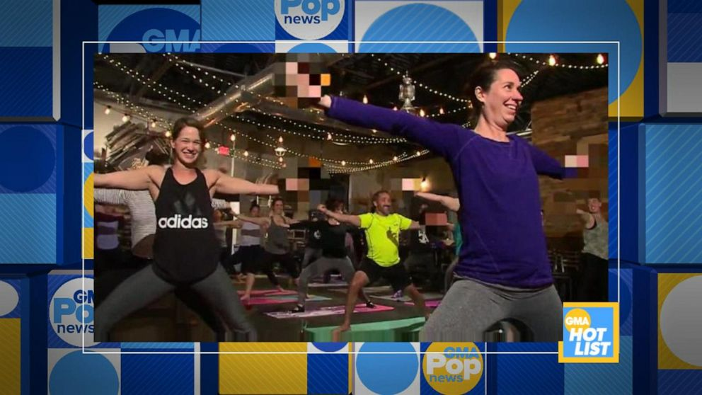 'GMA' Hot List: Rage yoga is the new workout everyone is raving about