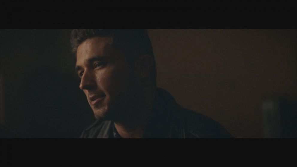 1st look at Michael Ray's emotional new music video, 'Her World or Mine'