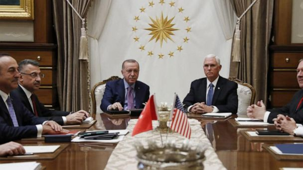 US 'ceasefire' with Turkey appears to fall apart