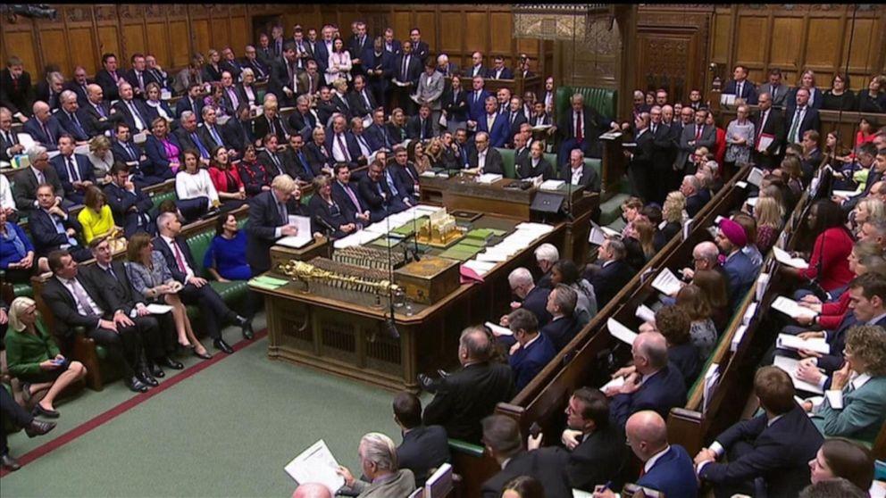 Lawmakers prepare to vote on Brexit