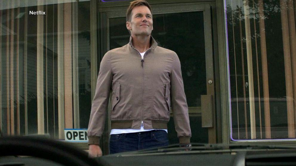 Tom Brady defends cameo in Netflix show