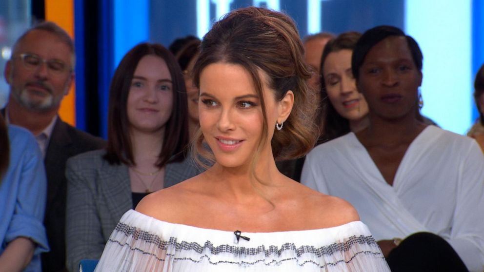 Kate Beckinsale's odd way of coping with her daughter going off to college
