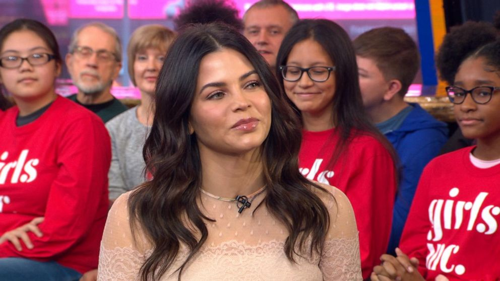 Jenna Dewan reveals what got her through the craziest year of her life in 'Gracefully You'