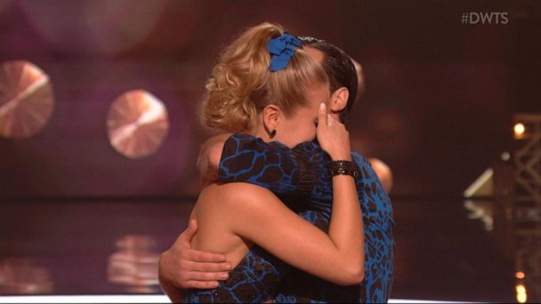 Bombshell in the ballroom: Sailor Brinkley-Cook eliminated from 'Dancing with the Stars'