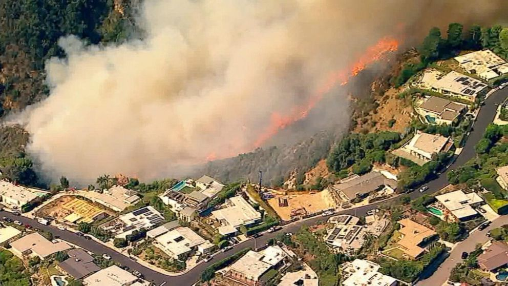 Wildfires in California force more evacuations