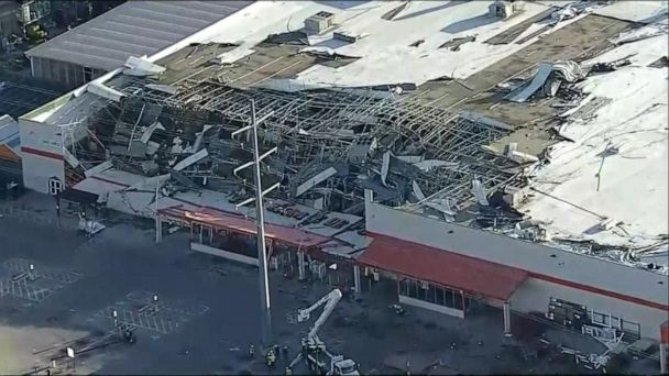 Texas starts to recover after devastating tornados