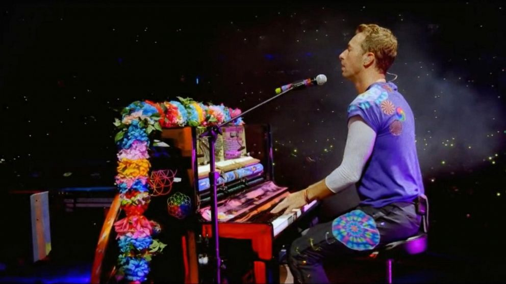 Coldplay announces new double album