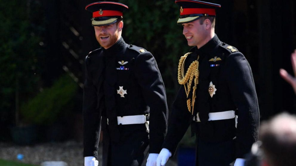Prince William 'worried' about Prince Harry