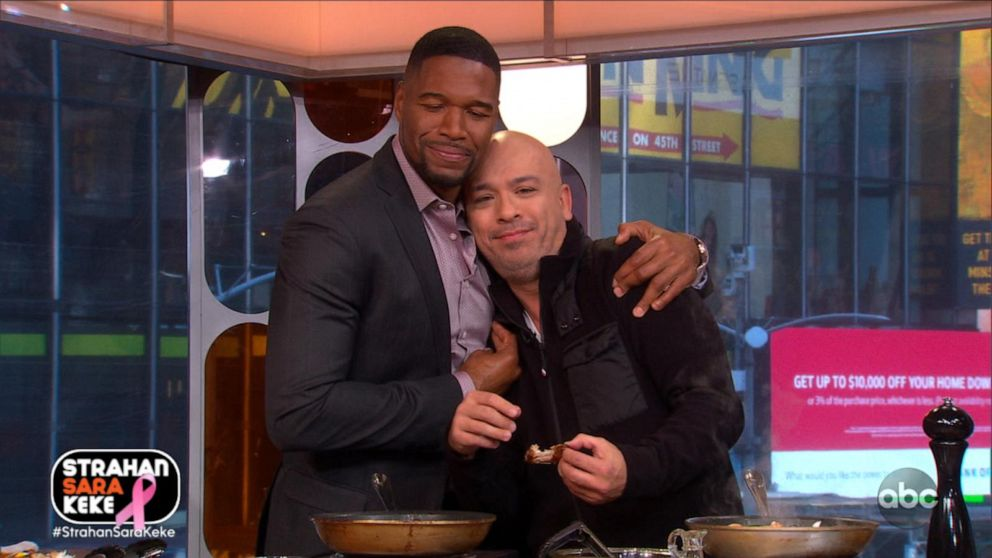 Comedian Jo Koy cooks Filipino adobo wings