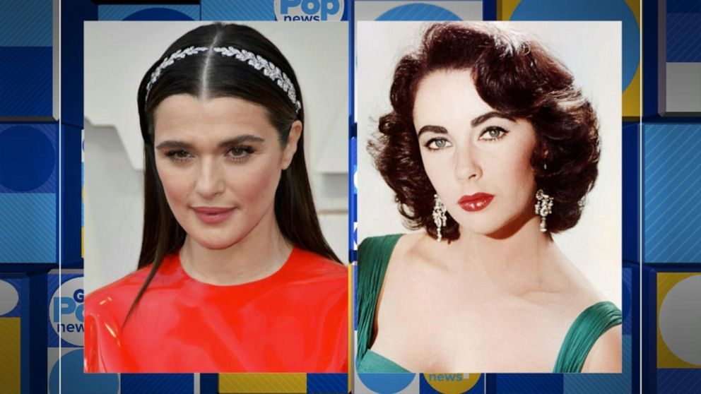 Rachel Weisz confirmed to play Elizabeth Taylor in new film