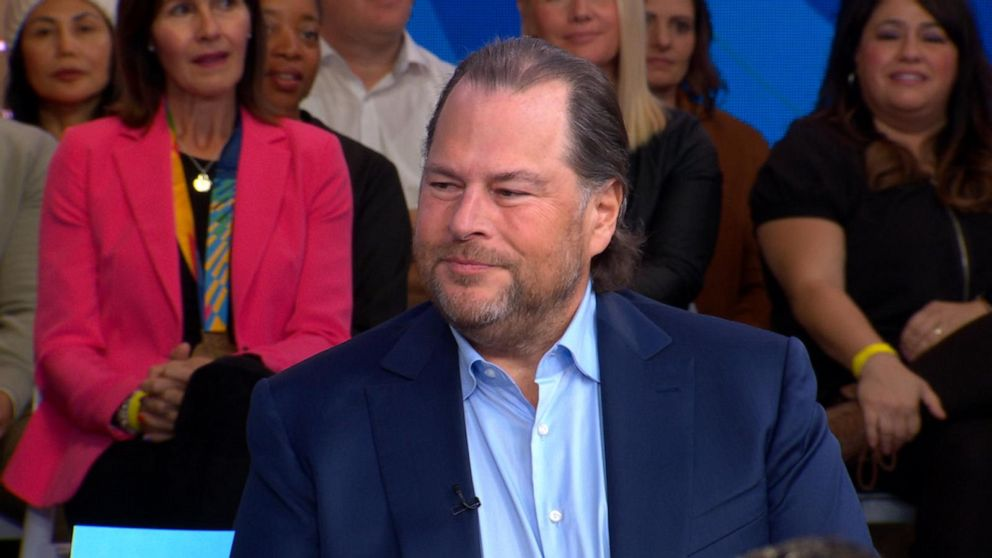 Salesforce CEO and founder shares secrets to success in new book