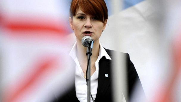 Maria Butina speaks out after prison sentence