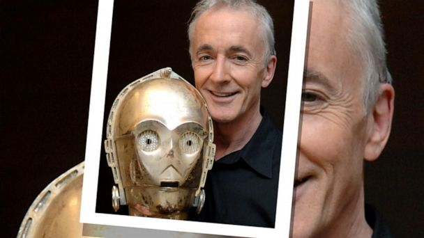 Anthony Daniels opens up about his iconic role as C-3PO